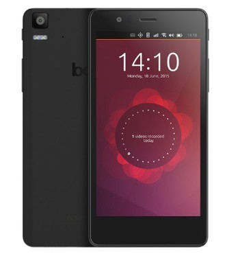 Bq Aquaris E5 HD Ubuntu Edition (Quelle: bq.com)