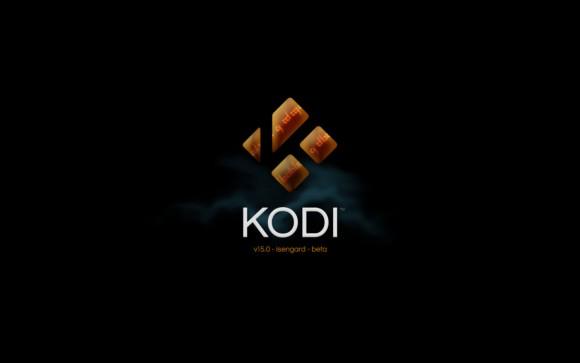 Kodi Isengard Splash