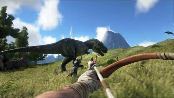 ARK: Survival Evolved - Dinos jagen