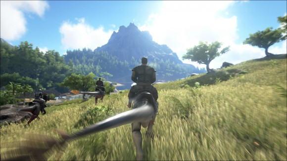 ARK: Survival Evolved - auf Dinos reiten (Quelle: store.steampowered.com)