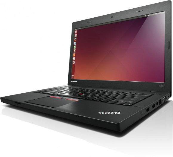 Lenovo Thinkpad L450 bald mit Ubuntu in Indien