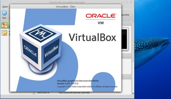 VirtualBox 5.0 unter Linux Mint 17.2