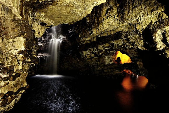 Smoo Caves in Durness