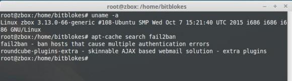Fail2Ban ist in den Ubuntu-Repositories und gehört auf jeden Linux-Server