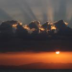 Sonnenaufgang in Dahab heute Morgen der Hammer