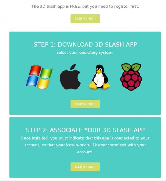 3D Slash auch für Raspberry Pi