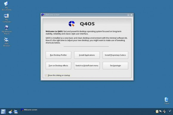 Q4OS ab sofort auch für Raspberry Pi (Quelle: q4os.org)