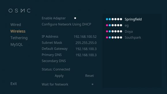 Drahtloses Netzwerk aktivieren und konfigurieren
