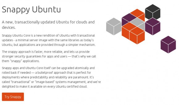 Snappy soll auch in Ubuntu 16.04 EInzug halten