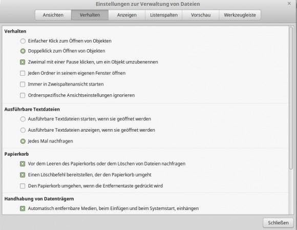 Linux Mint 17.3 bringt Cinnamon 2.8 mit sich
