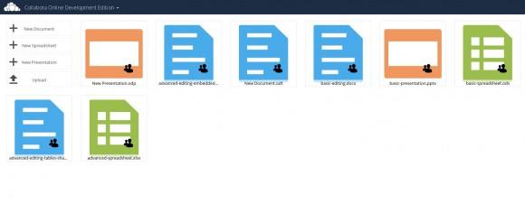 Mit CODE kann man LibreOffice Online testen