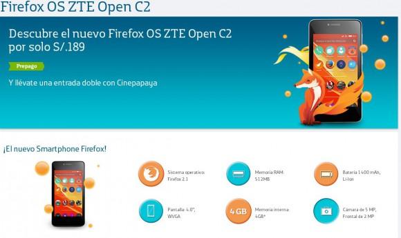 Neu!: Das eingestellte Firefox OS in Peru ...