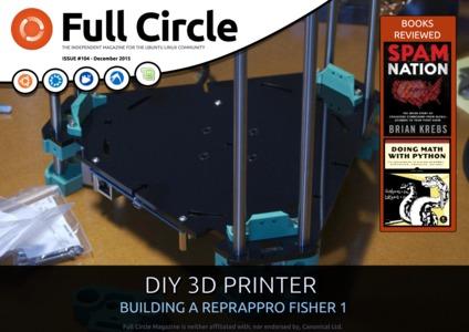 Full CIrcle Magazine Ausgabe 104 (Quelle: fullcirclemagazine.org)