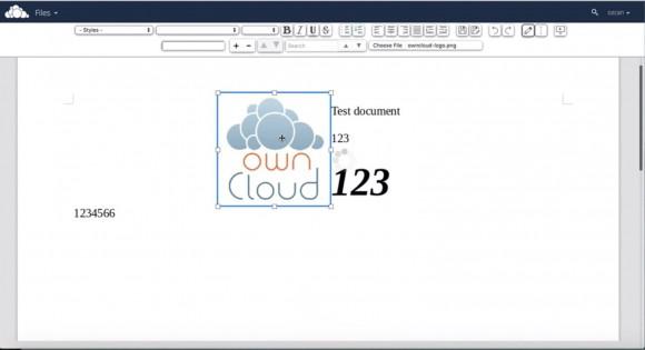 LibreOnline ist LibreOffice für die ownownCloud