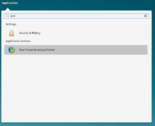 elementary OS 0.3.2 Freya separiert Einstellungen von Anwendungen