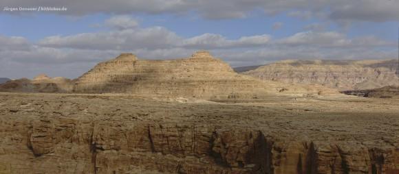 Beeindruckende Wüstenlandschaft