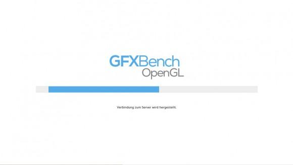 GFXBench 4.0 startet