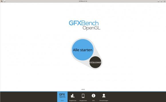 GFXBench 4.0 ist bereit