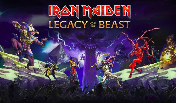 Iron Maiden: Legacy of the Beast ist da