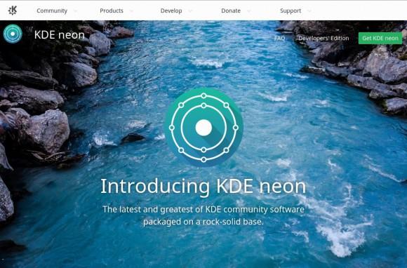 KDE Neon ist da