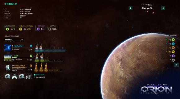 Master of Orion kommt auch für Linux und SteamOS