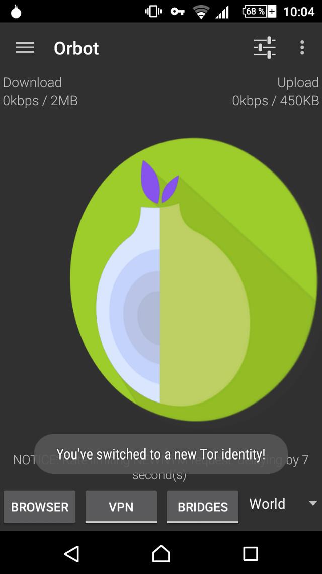 Orfox Und Orbot Wie Man Mit Android Anonym Via Tor Surft