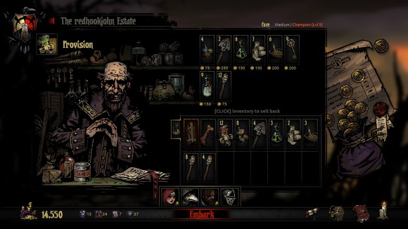 Darkest Dungeon (Quelle: steampowered.com)