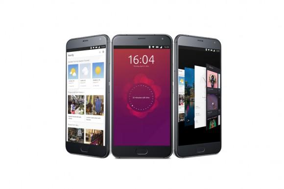 Das Meizu PRO 5 Ubuntu Edition wird mit Ubuntu OTA 11 ausgestattet (Quelle: ubuntu.com)