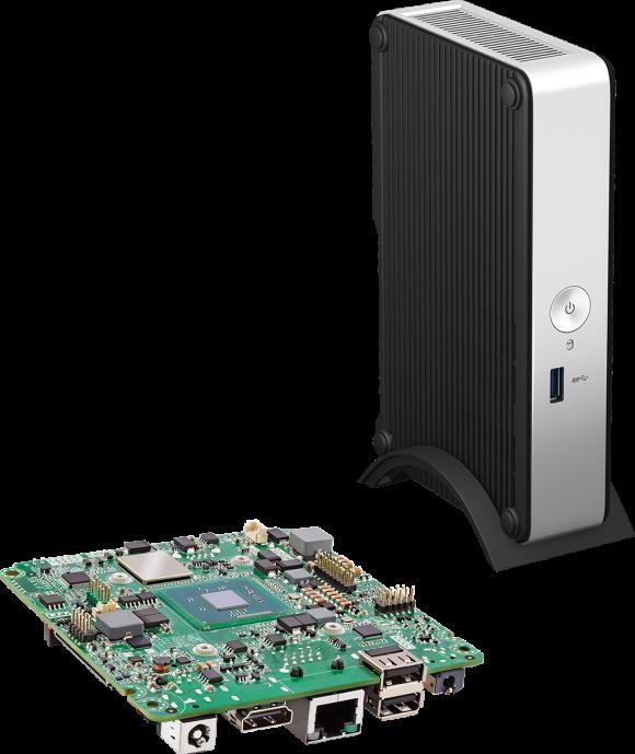 Intel® NUC (Quelle: ubunut.com)