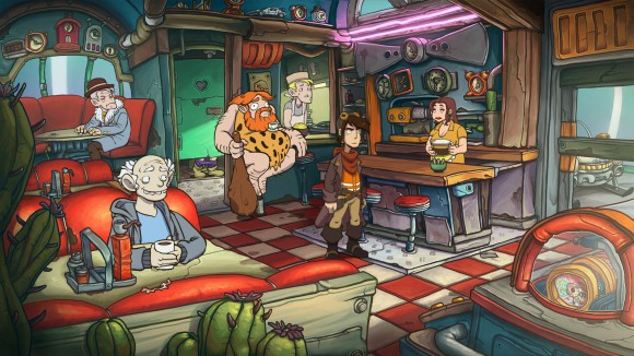 Deponia Doomsday (Quelle: store.steampowered.com)