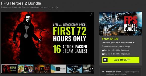 FPS Heroes 2 Bundle