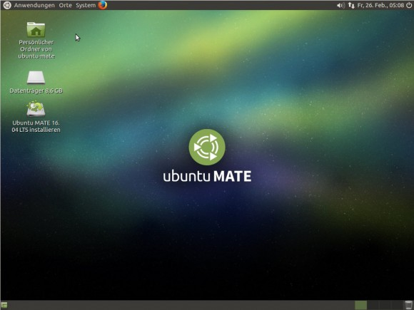 Ubuntu MATE 16.04 Beta 1