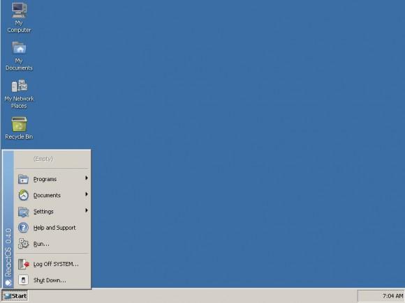 ReactOS 0.4.0 ist da