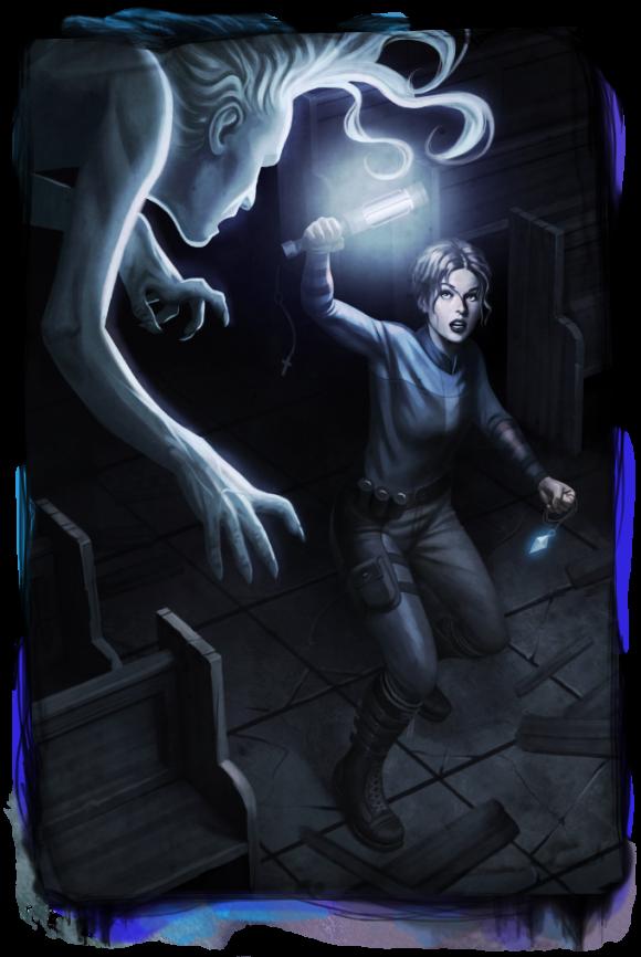 Bei Ghost Theory spielst Du Barbara (Quelle: steamcommunity.com)