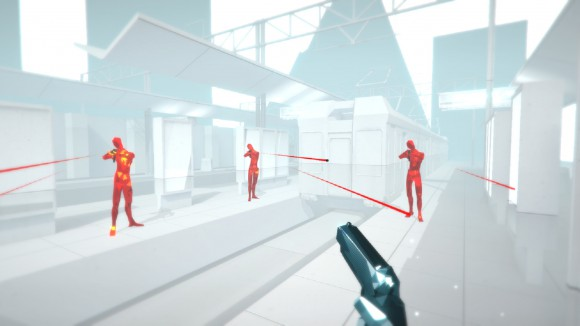 Superhot (Quelle: store.steampowered.com)