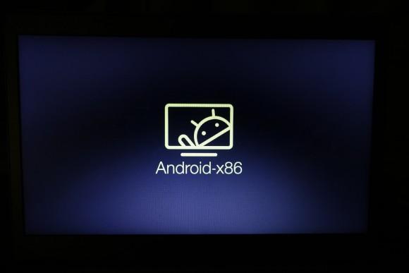 Basiert auf Android-x86