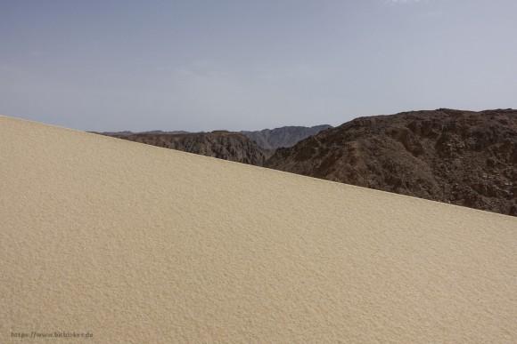 Haduda Sand-Düne