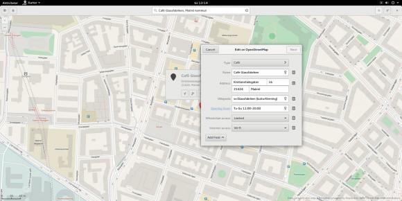 Bei OpenStreetMap Elemente editieren (Quelle: jonasdn.blogspot.com)