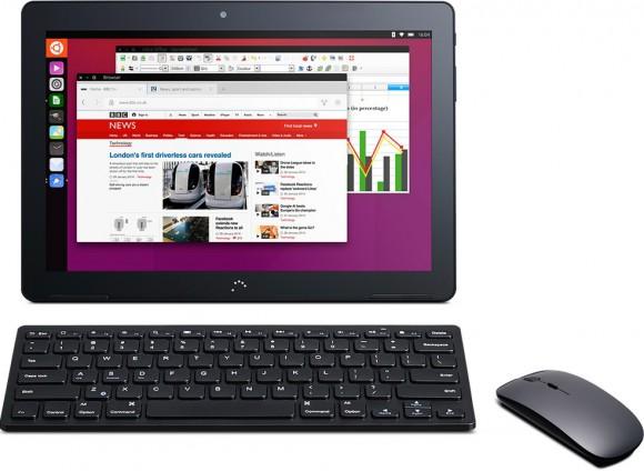 Aquaris M10 Ubuntu Edition ist ab sofort vorbestellbar (Quelle: bq.com)