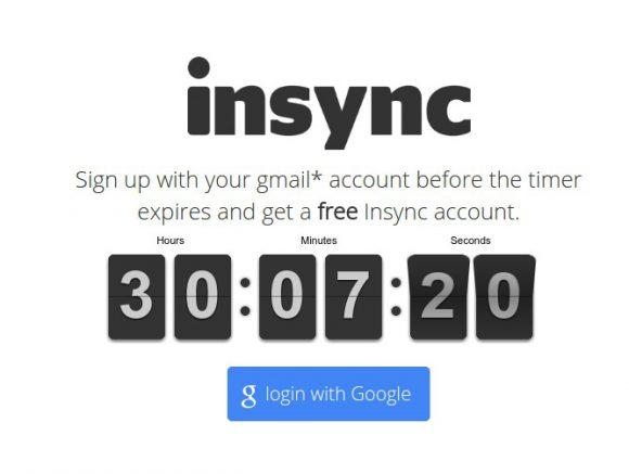 Insync Plus derzeit kostenlos