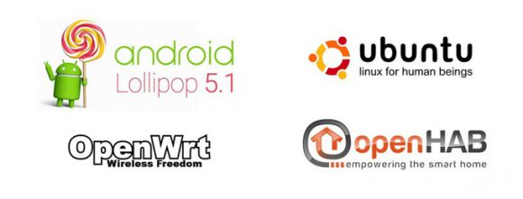 Unterstützte Betriebssysteme laut Kickstarter-Kampagne (Quelle: kickstarter.com)