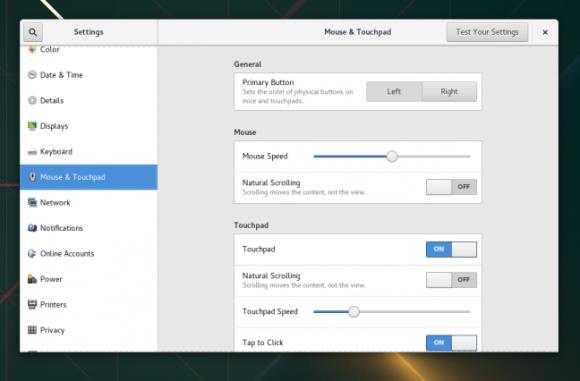 GNOME Control Center soll runderneuert werden (Quelle: feaneron.com)