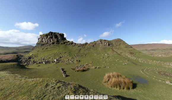 Fairy Glenn: Screenshot aus dem 360° Panorama