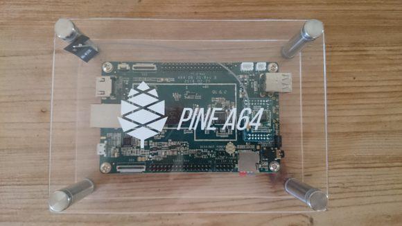 Linux Kernel 4.10 ist ein Hoffnungsschimmer für mein Pine A64