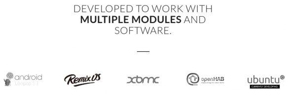 Unterstützte Betriebssysteme laut Website (Quelle: Screenshot)