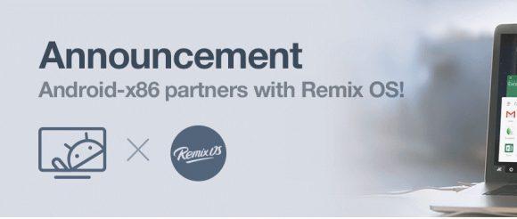 Vielleicht basiert Remix OS auch bald auf Android-x86 6.0