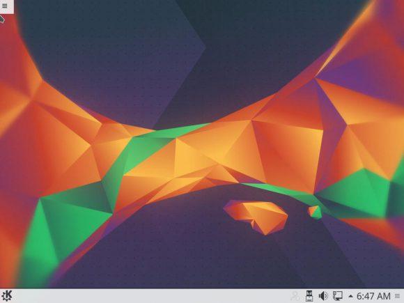 Kubuntu 16.04 Xenial Xerus - Desktop