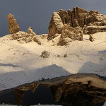 Old Man of Storr im Schnee – Isle of Skye in weißer Pracht – 360° Panorama