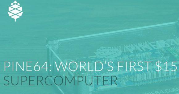 Der Begriff Supercomputer scheint mir etwas übertrieben