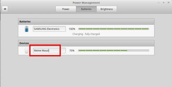 Energie-Management